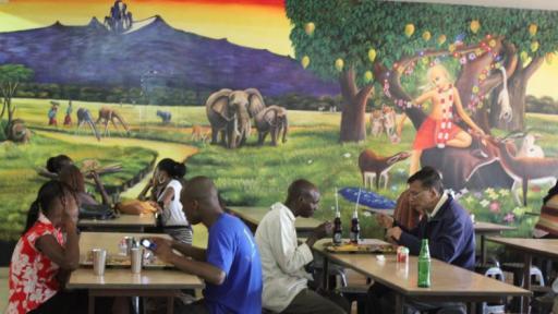 ISKCON Nairobi, Africa Govinda's Restaurant