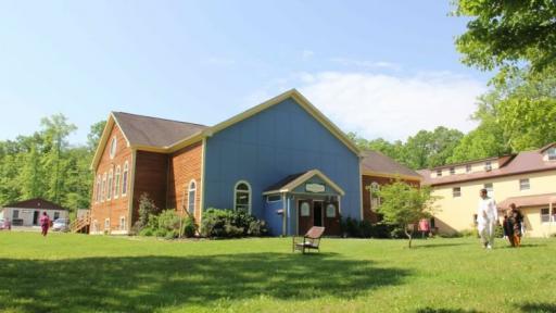 ISKCON Gita Nagari Farm in Pennsylvania, USA