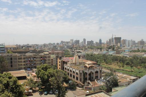 ISKCON Nairobi, Africa Temple