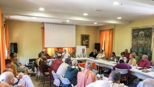 ISKCON Communications Conference 2019, Spain