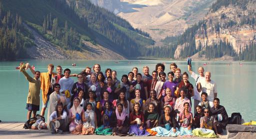 ISKCON Youth USA Bus Tour