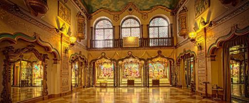 ISKCON Detroit Temple
