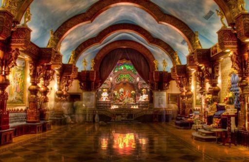 ISKCON Dallas, Texas Temple