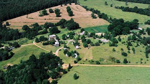 ISKCON New Talavan Farm Mississippi, USA