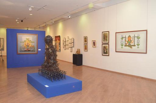 Museum of Sacred Art in Belgium featuring devotional art from around the world